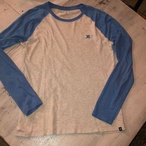 Men's Hurley medium long sleeve shirt